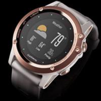 Fenix 3 Sapphire Różowe Złoto - Odrobina przepychu z zachowaniem pełnej funkcjonalności sportowego zegarka.