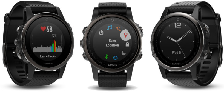 garmin fenix 5 connect iq