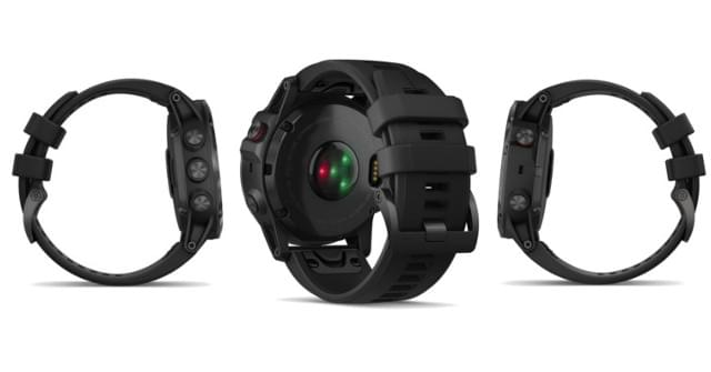 Co nowego w GARMIN FENIX 5X PLUS