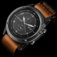 Fenix 3 Sapphire Gray Leather - Trwała konstrukcja z klasycznym paskiem z naturalnej skóry (nylonowy pasek w zestawie) oraz szeroka gama funkcji sportowych i nawigacyjnych