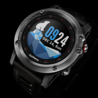 Fenix 3 Gray - Pełna funkcjonalność sportowego zegarka GPS oraz niezwykła sportowa stylistyka.