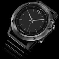 Fenix 3 Sapphire Metalowy - Elegancki metalowy zegarek i jednocześnie funkcjonalny sportowy zegarek GPS.