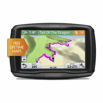 GARMIN ZUMO 595LM Travel Edition [010-01603-1W]