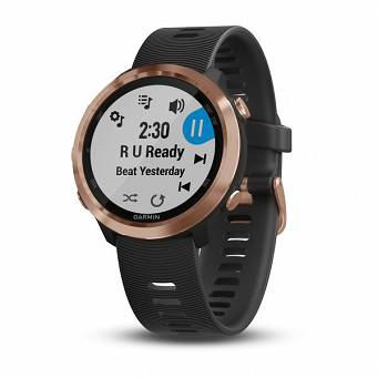GARMIN Forerunner 645 Music Rose Gold [010-01863-33]