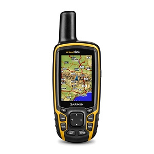 GARMIN GPSMap 64 + PAKIET MAP GRATIS [010-01199-00]