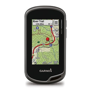 GARMIN Oregon 600t + PAKIET MAP GRATIS!!! [020-00033-54]