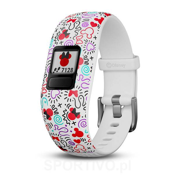 GARMIN VivoFit jr 2 Myszka Minnie [010-01909-10]